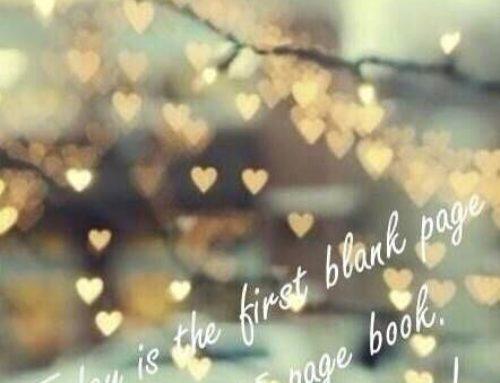 De beste wensen voor het nieuwe jaar! Dat het een jaar mag worden waarin je professioneel kunt doen waar je hart ligt in goede gezondheid!